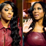 RHOA Reunion: Porsha WilIiams Beat The Crap Out Of Kenya Moore