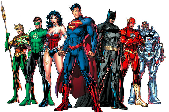 Justice League_toon