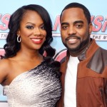 Kandi Burruss Marries Todd Tucker!