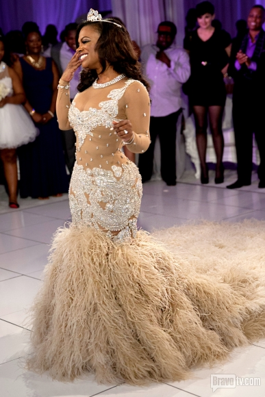 kandi amp todd tuckers wedding pictures