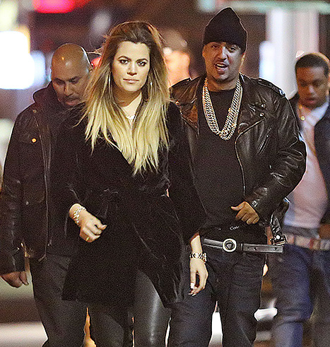 Are khloe kardashian and french montana dating 2018