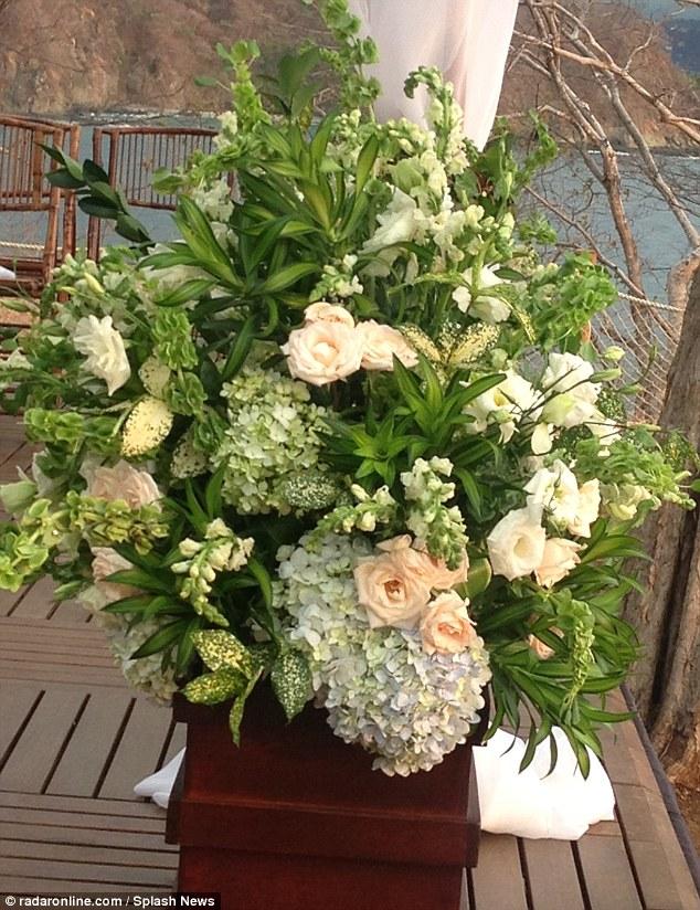 Kelly Rowland-wedding2