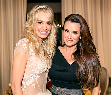Taylor Armstrong-Kyle Richards