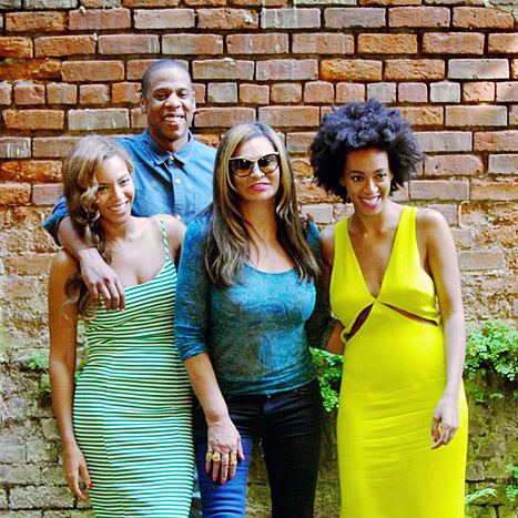 beyonce-jay z-tina-solange-knowles