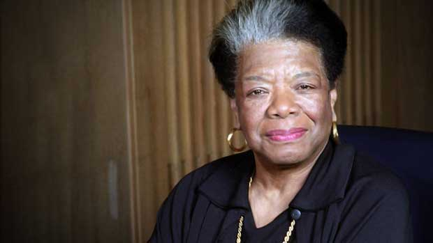 the legendary author maya angelou The world is mourning today the literally voice for women and legendary author, maya angelou leaves this earth at the age of 86 in honor of the woman who wrote one of my favorite books i know why the cage bird sings here are seven of her quotes i wish to share with my readers.