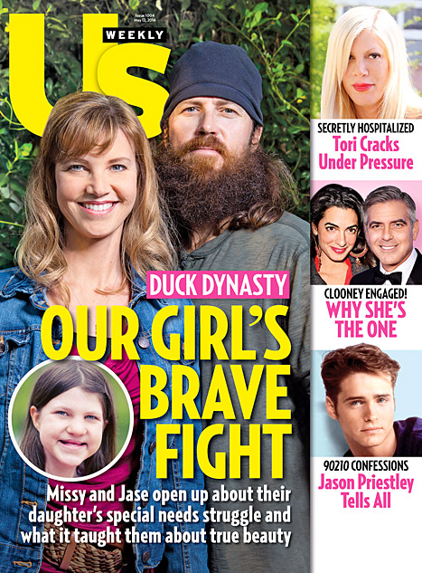 Jase & Missy Robertson Talk About Mia's Struggle With Cleft Lip ...