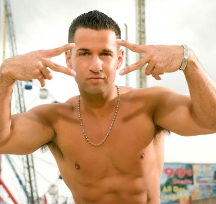 Mike the situation sorrentino in tanning salon brawl for Salon brawl