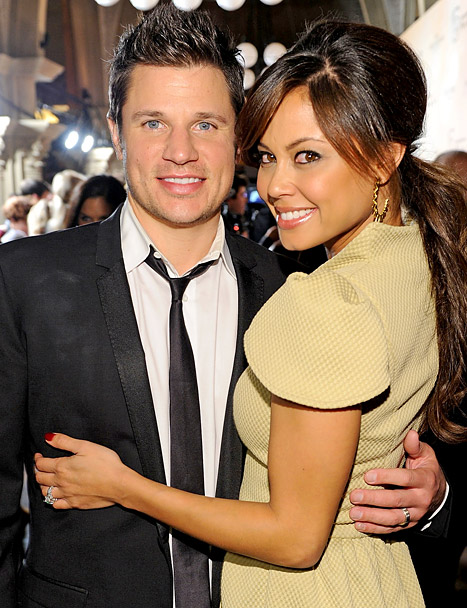 Nick & Vanessa Lachey Are Expecting A Baby Girl