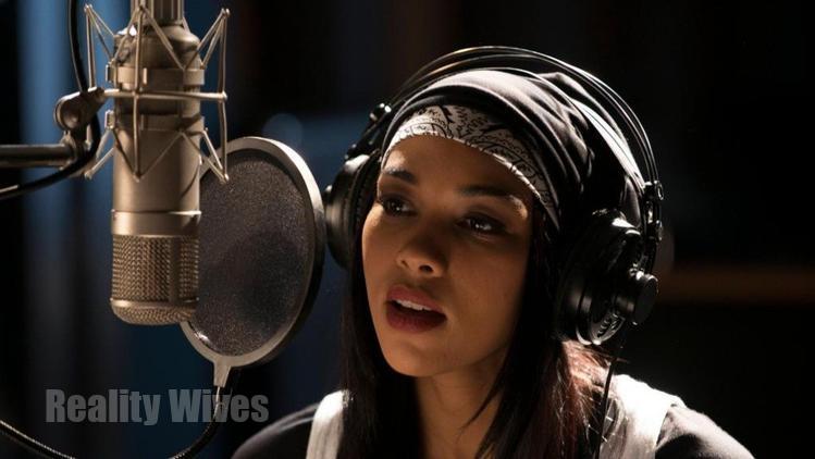 Alexandra Shipp-Aaliyah Princess of R&B