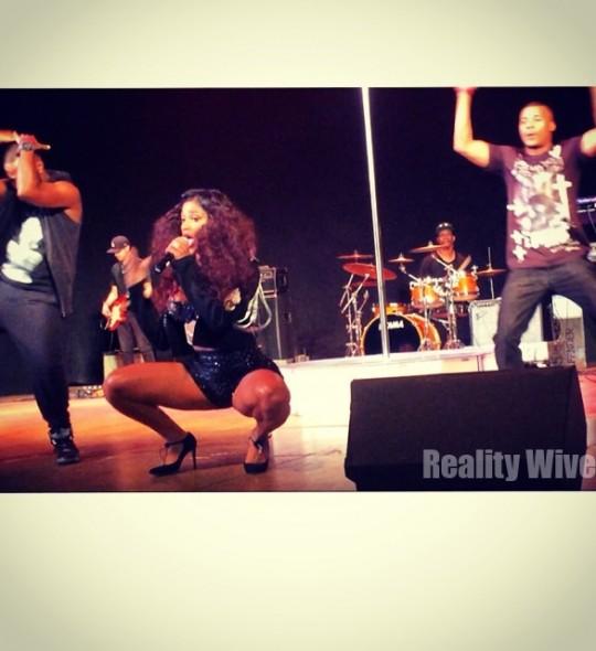 K Michelle And Rasheeda Stevie J & Joselin...