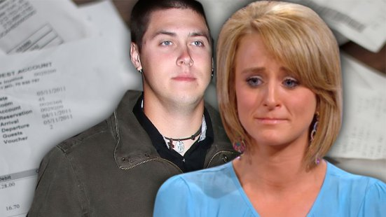 Leah Messer & Jeremy Calvert Hit With $10,000