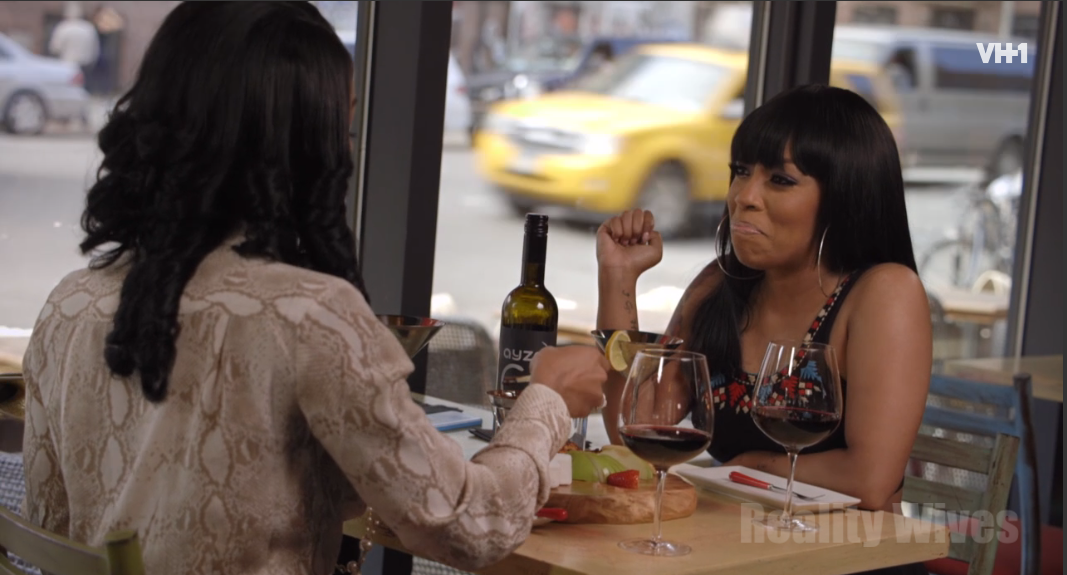 K Michelle: My Life | Season 1, Episode 4 Preview ... K Michelle And Joseline Hernandez