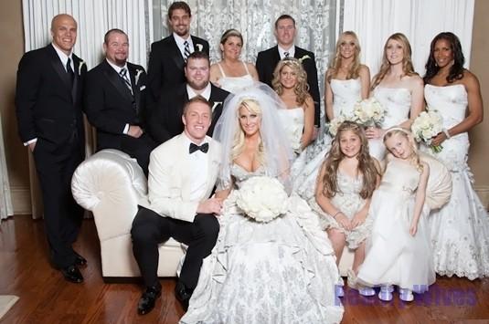 Kroy Kim Biermanns Wedding Pictures
