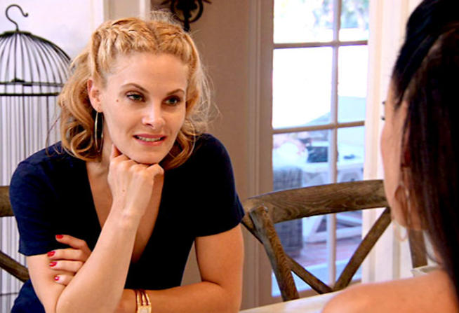 Marissa Zanuck on the Real Housewives Of Beverly Hills