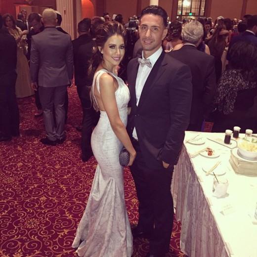 Mike reza wedding