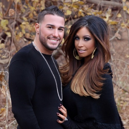 Jerseylicious Tracy DiMarco Baby