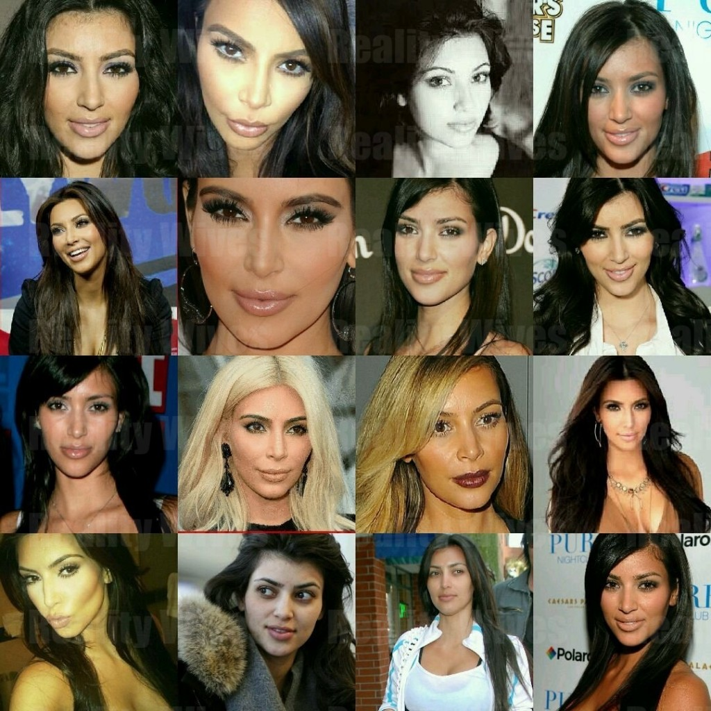 PHOTO] How Kim Kardashianu0026#39;s Face Has Changed Over The Last Decade In ...