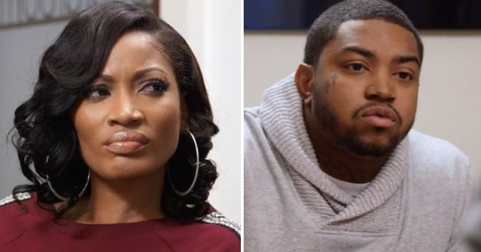 lil scrappy and erica dixon relationship