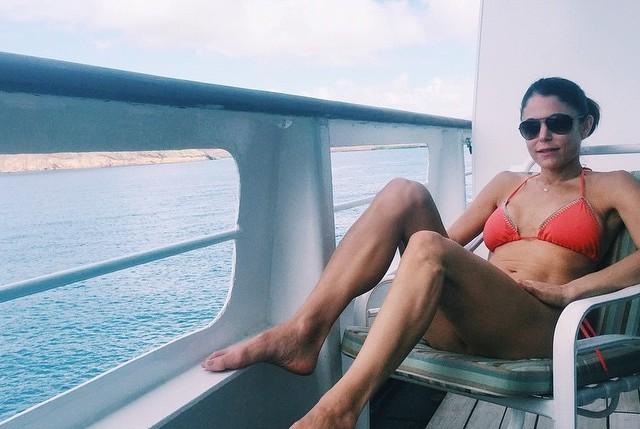 Bethenny Frankel_Galapagos Islands-wd