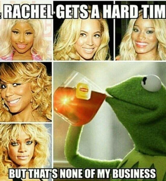 Rachel Dolezal Elizabeth Warren Meme additionally Charleston SC Church Shooting furthermore Hillary Clinton Meme Black People besides Rachel Dolezal Meme furthermore Rebecca Black Friday. on rachel dolezal black meme