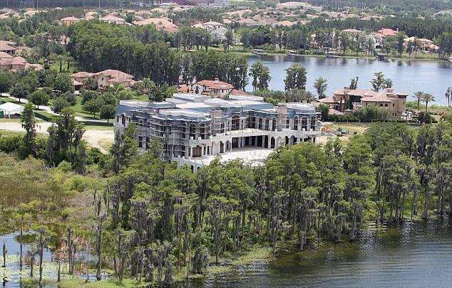 Siegel mansion