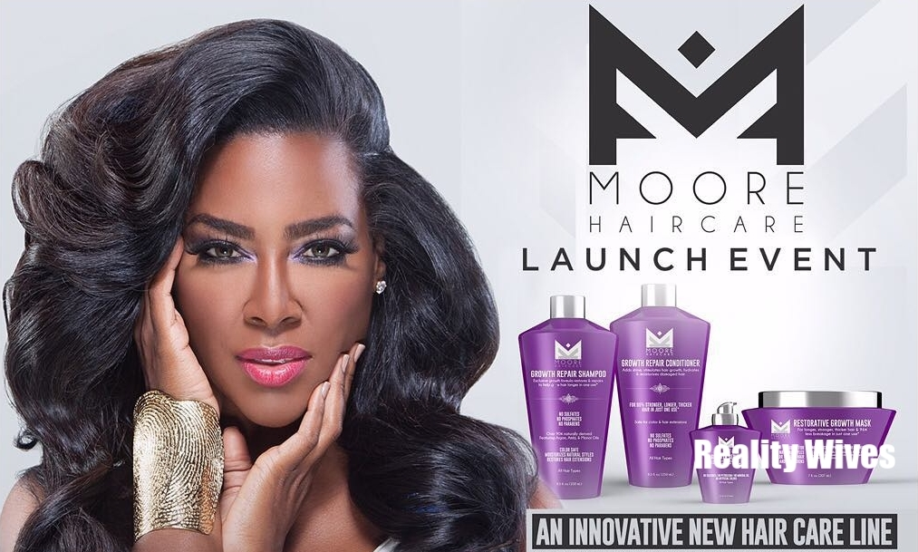 Kenya Moore Hair Care