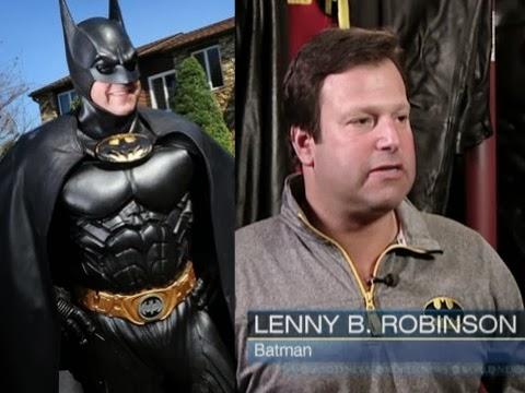 Lenny B Robinson-Batman-sm