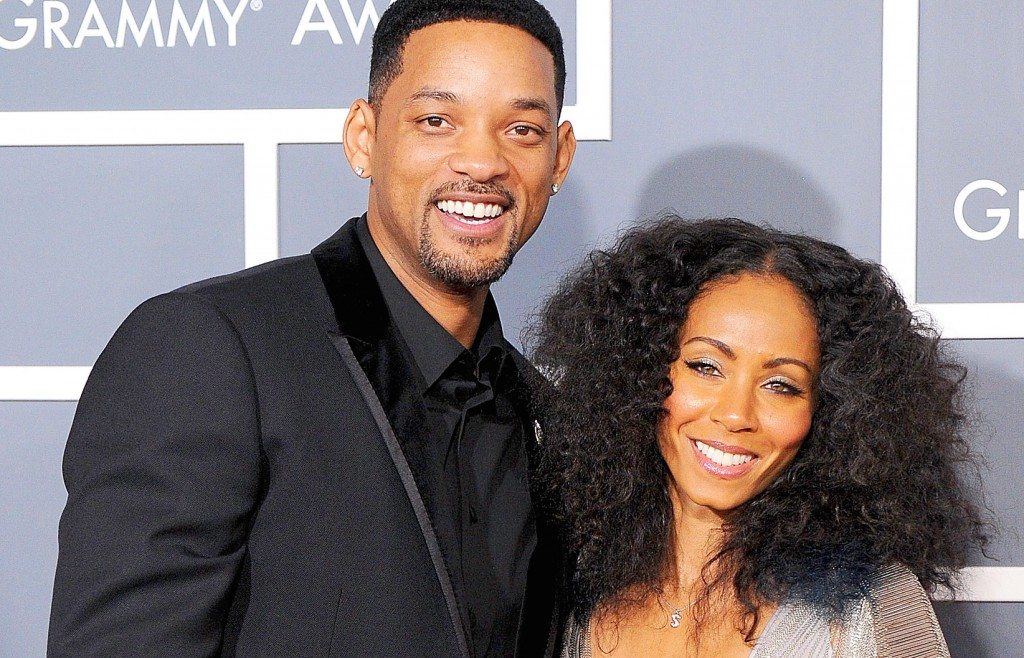 Smith and jada pinkett smith are getting a orce will smith