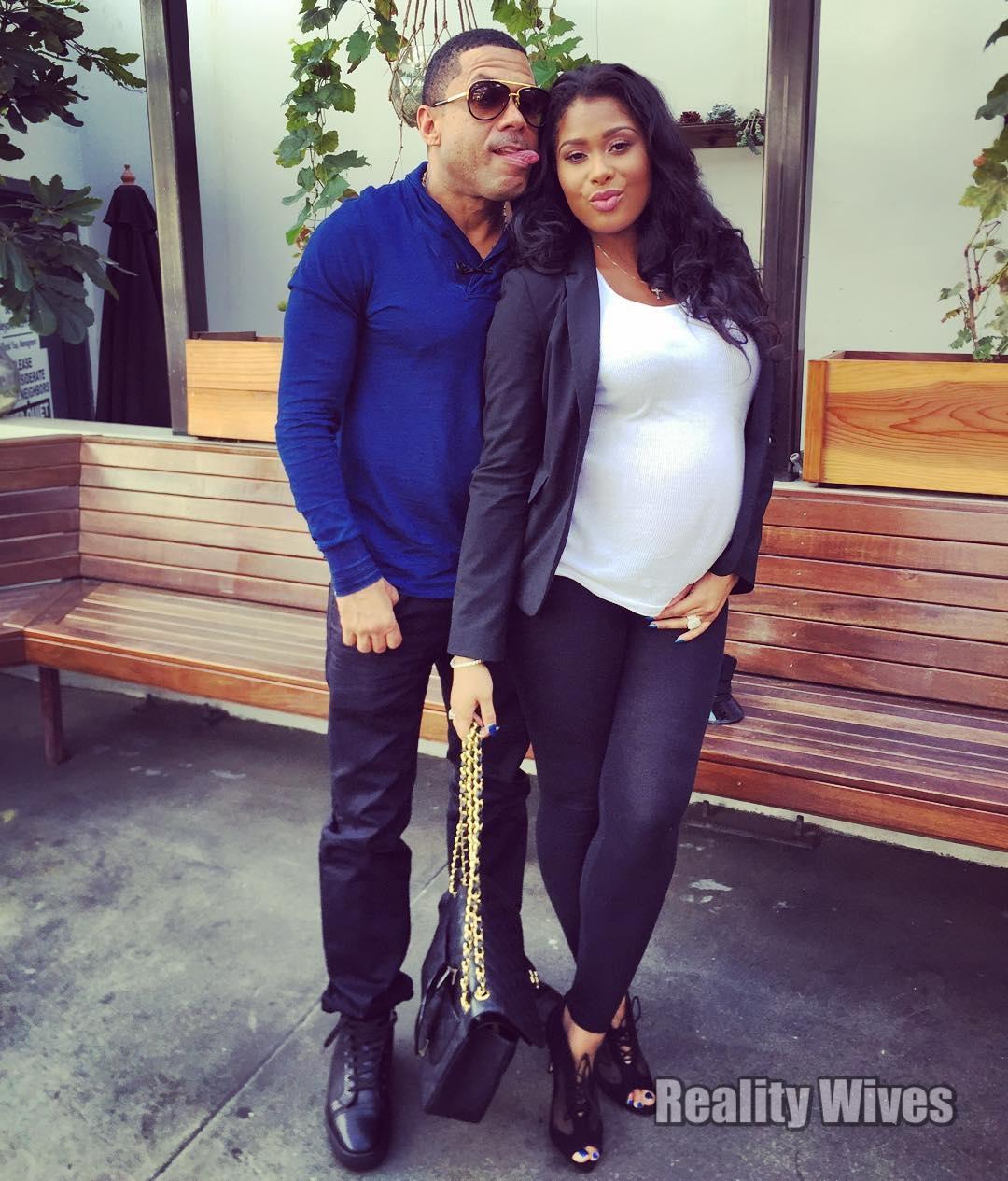 [PHOTOS] Benzino & Althea Eaton's Baby Shower To Be ... | 1080 x 1265 jpeg 413kB