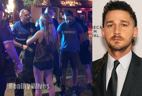 [VIDEO] Shia LaBeouf A... Shia Labeouf Arrested In Texas