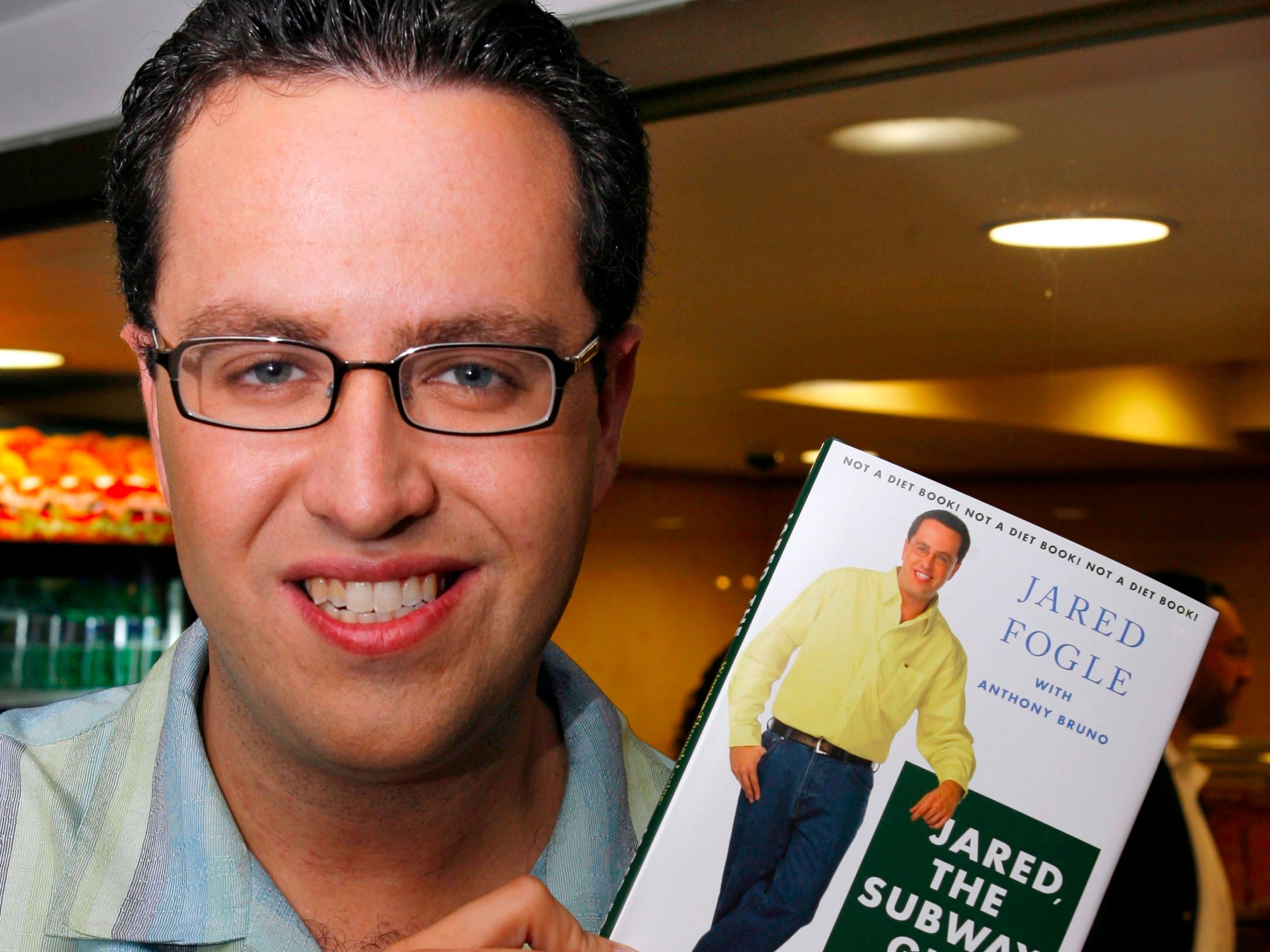 Jared fogle s attorneys asked a judge for leniency thursday saying