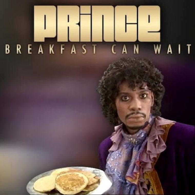 breakfast can wait-dave chappelle-prince