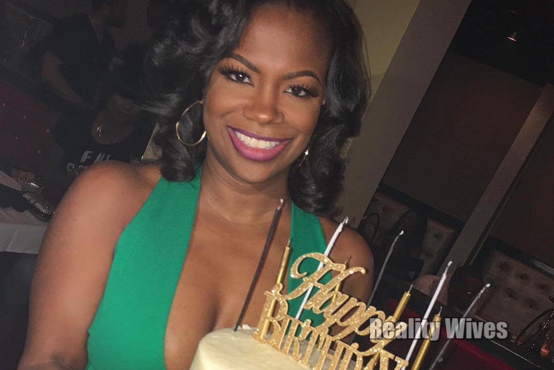 Kandi Burruss Has Surprise 40th Birthday Party Gifted