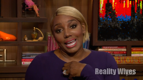 Former real housewives of atlanta star nene leakes has been threatened