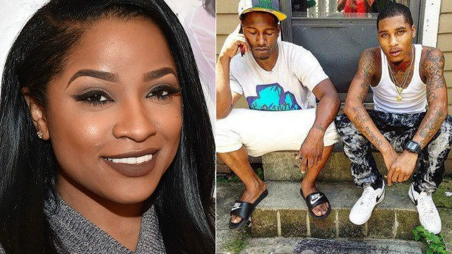 Toya Wright-Rudy-Josh Johnson