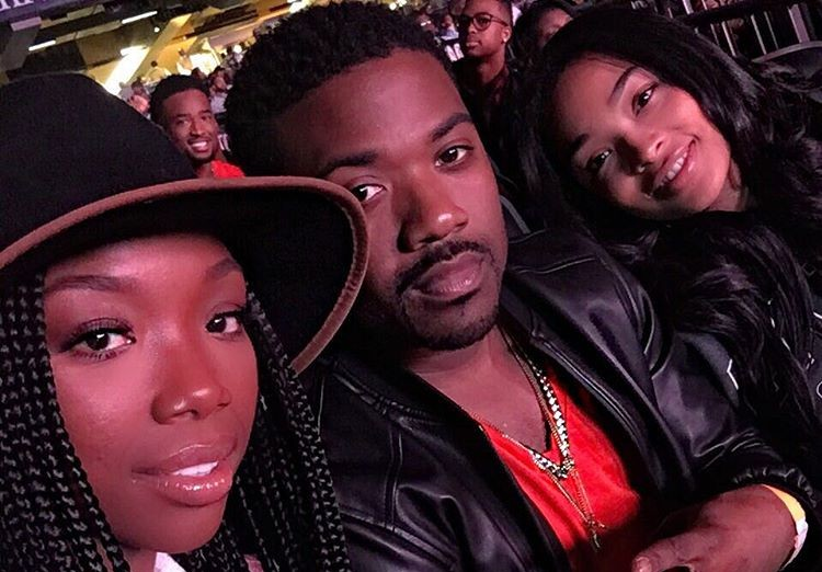 Ray J s Relationships