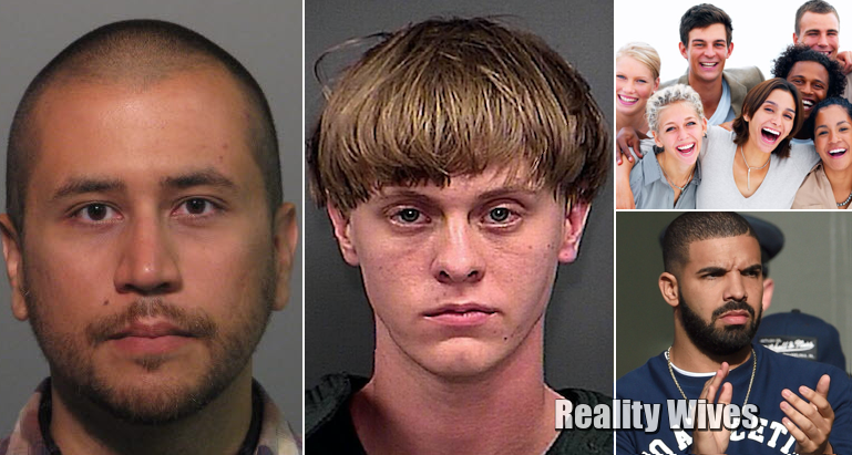 George Zimmerman Punched In The Face Amp Dylann Roof Beaten