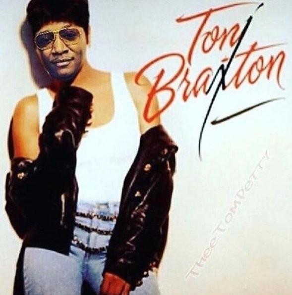 Toni braxton real hair