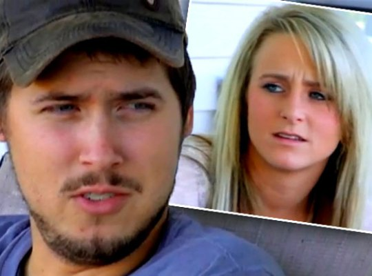 "Leah's Ex Jeremy Blasts MTV: ""Teen Mom 2 Ruined My Life!"""