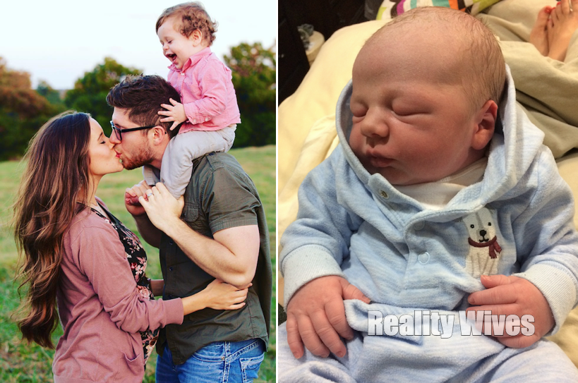 Jessa Duggar Seewald's Baby Named After Anti-Catholic ...