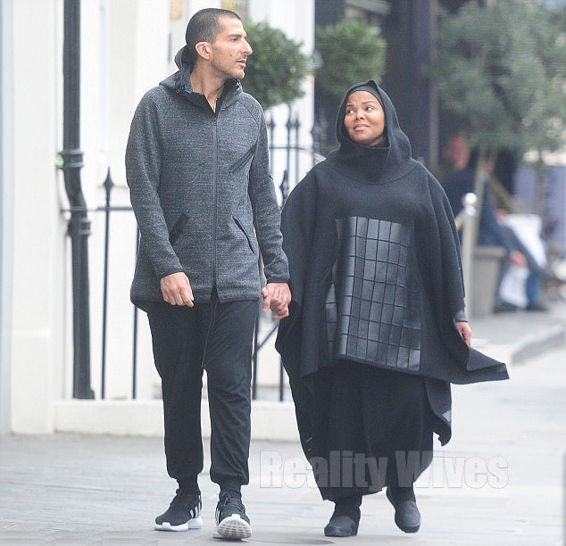 Wissam & Janet in 2012