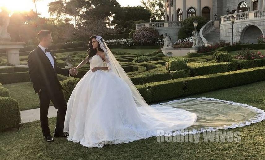 Dara Mir-Lilly Ghalichi-wedding-lg
