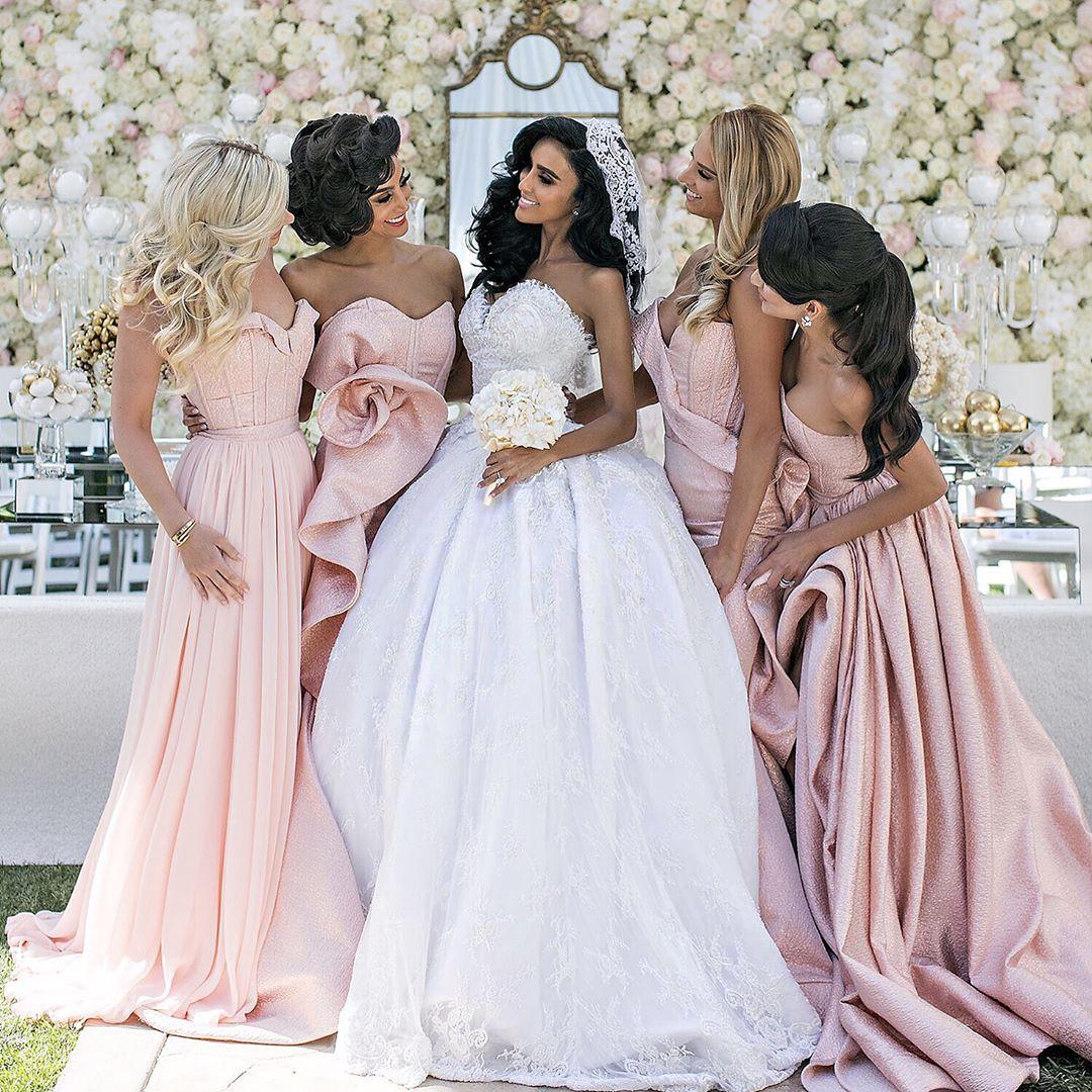 Shahs Of Sunset | Dara Mir & Lilly Ghalichi Mir's Wedding ...