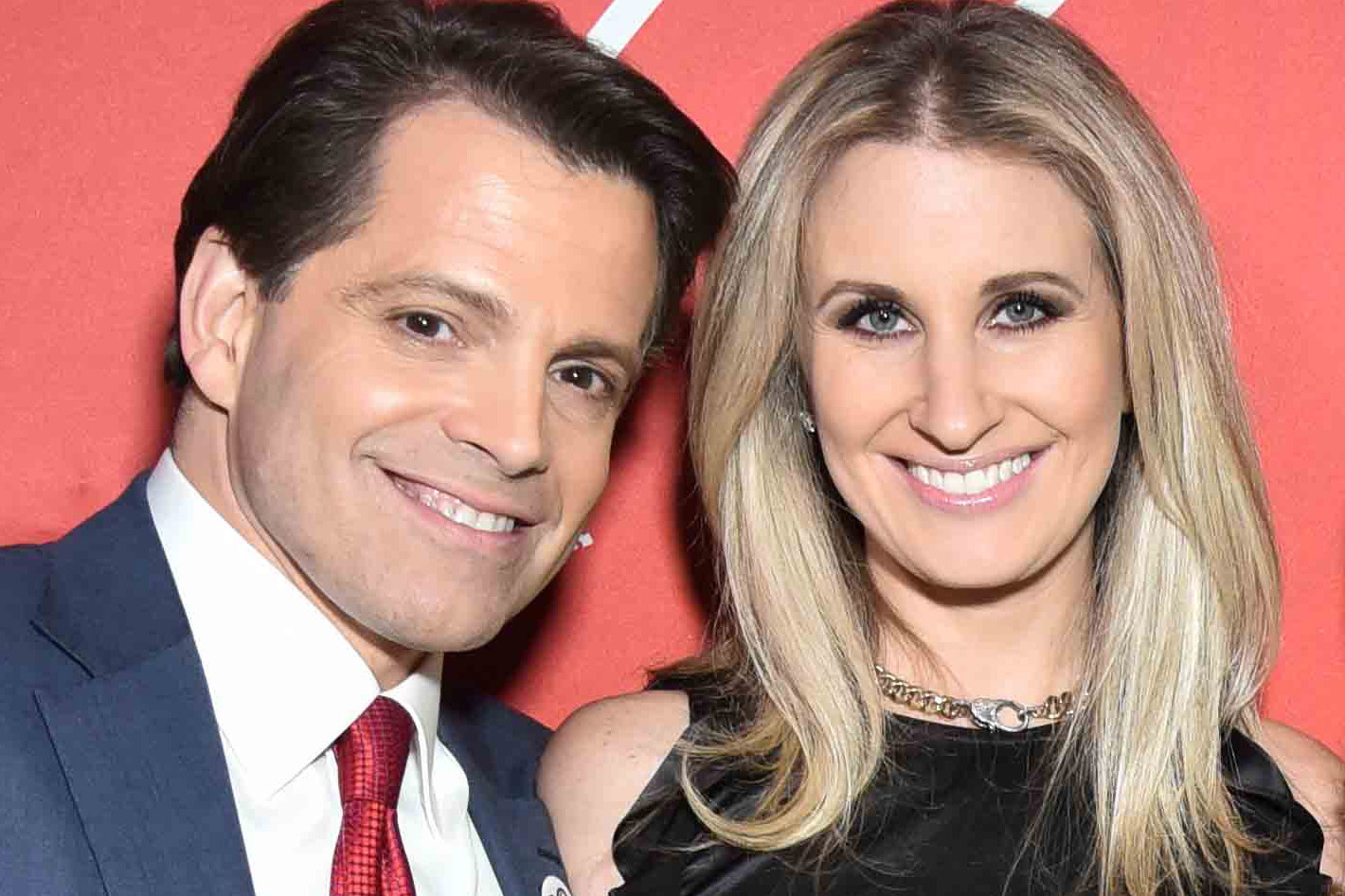 Anthony Scaramucci S Wife Files For Divorce