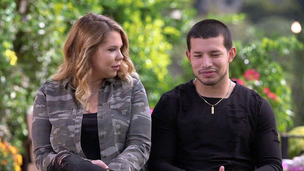 Kailyn Lowry-Javi Marroquin