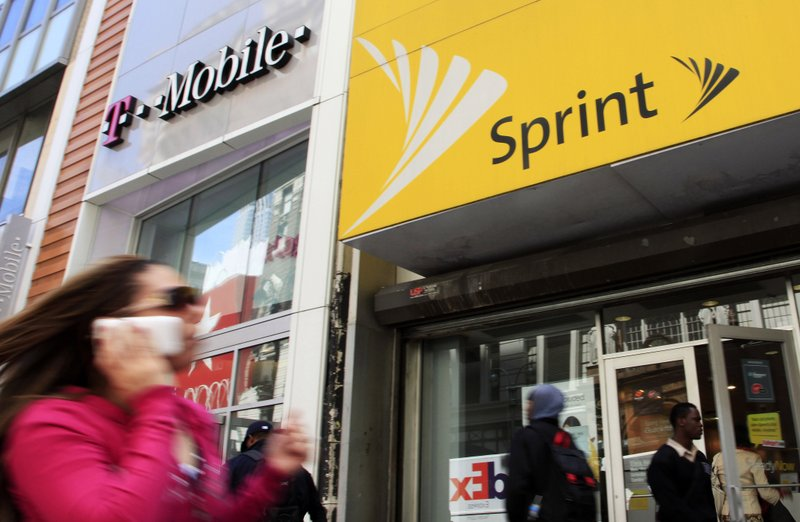 T Mobile-Sprint