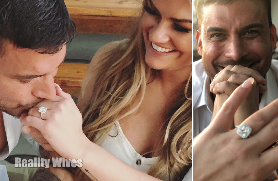 Brittany Cartwright-Jax Taylor Engaged-3