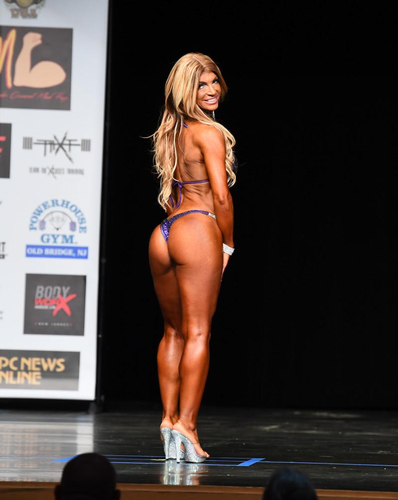 Teresa Giudice Attends NPC South Jersey Bodybuilding Championships