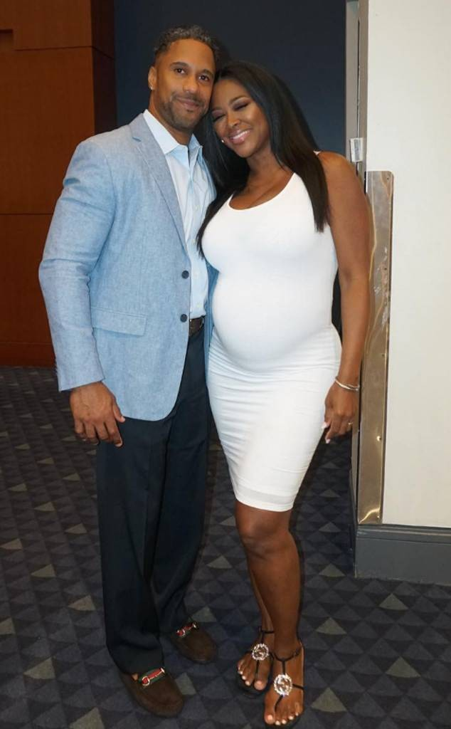 Marc Daly-Kenya Moore-pregnant