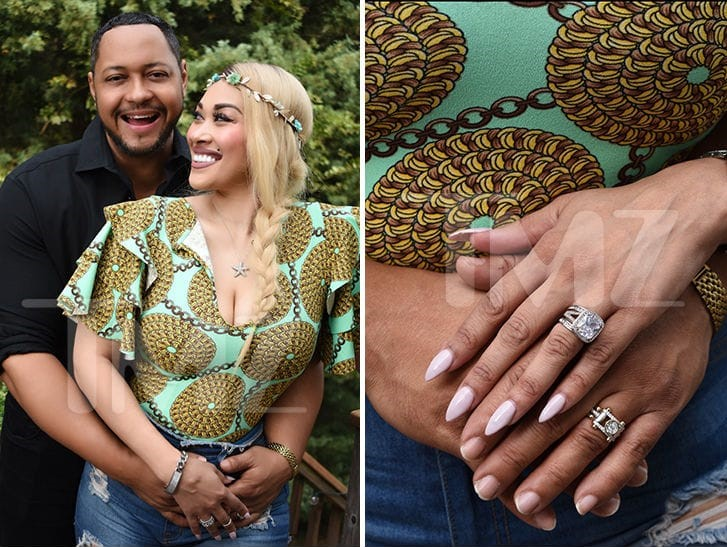 Keke Wyatt-Zachariah Darring-rings